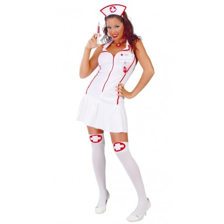 Disfraz de Enfermera Cuidados Intensivos