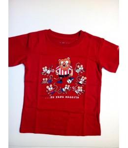 Camiseta Kukuxumuxu Athletic