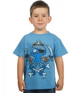 Camiseta Kukuxumuxu Pulpirata Infantil