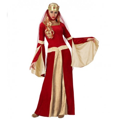 Disfraz de Dama Roja