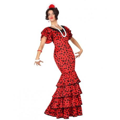 Disfraz de Flamenca