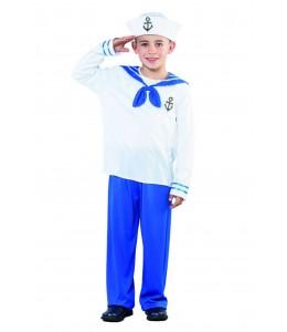 Disfraz de Marinero Infantil