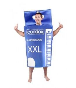 Disfraz de Caja de condones