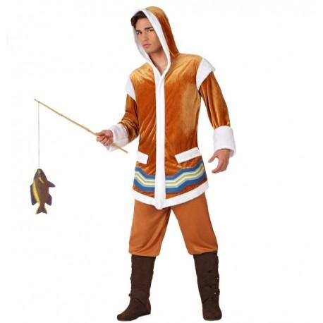 Disfraz de Esquimal chico