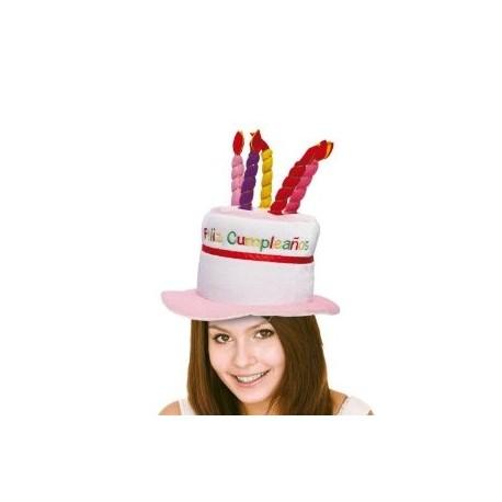 Gorro Feliz Cumpleaños