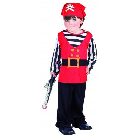 Disfraz de Pirata Bebe