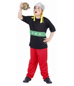Disfraz de Asterix Infantil