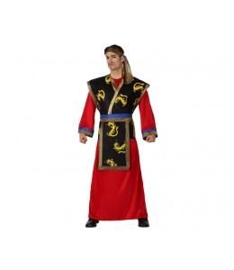 Disfraz de Samurai Rojo
