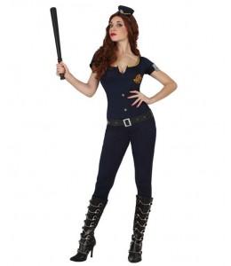 Disfraz de Policia Buzo