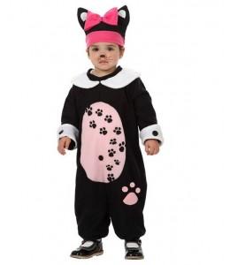 Disfraz de Gatita Bebe