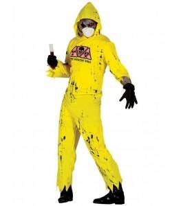 Disfraz de Buzo Radioactivo