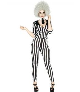 Disfraz de Crazy Ghost Mujer