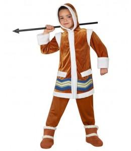 Disfraz de Esquimal Chico Infantil