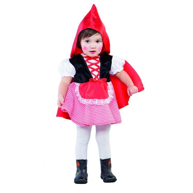 Comprar disfraz de caperucita roja bebe por solo - Disfraz bebe caperucita roja ...