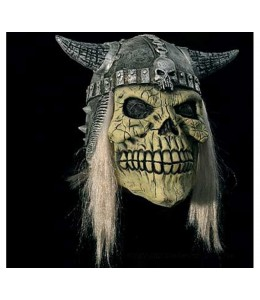 Mascara Calavera Vikinga