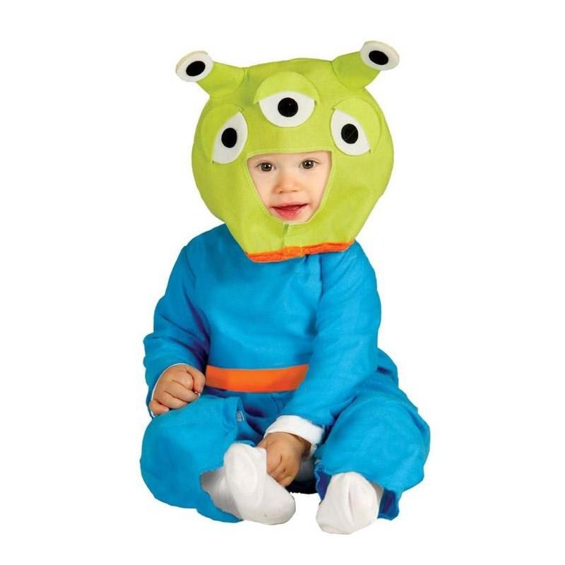 Disfraz de alienigena bebejpg car interior design - Disfrazes de bebes ...