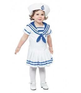 Disfraz de Marinera Bebe