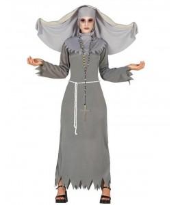 Disfraz de Monja Diabolica