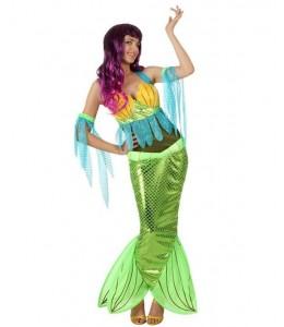 Disfraz de Sirena