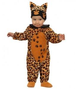 Disfraz de Leopardo Bebe