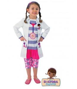 Disfraz de Doctora Juguetes Infantil
