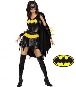 Disfraz de Batgirl