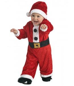 Costume de père Noël pour Bébé