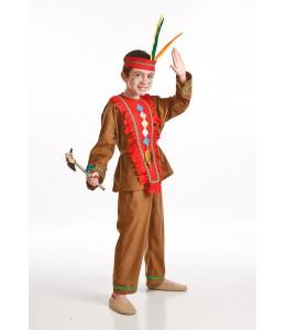 Disfraz de Indio Rojo Infantil