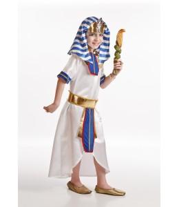 Disfraz de Egipcio Azul Infantil
