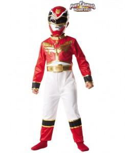 Disfraz de Power Ranger Rojo Infantil