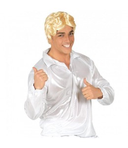 Camisa Disco Plata
