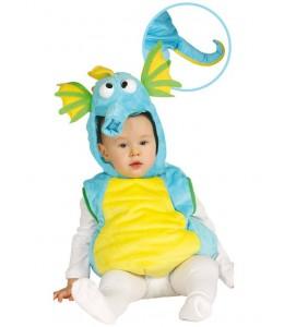 Disfraz de Caballito de Mar Bebe