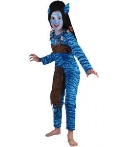Disfraz de Avatar Chica Infantil