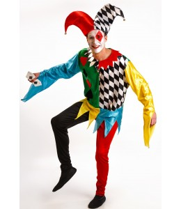 Disfraz de Joker Poker