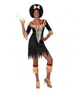 Disfraz de Zulu Chica
