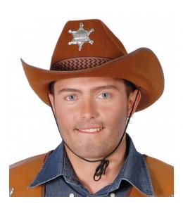 Sombrero Vaquero con Estrella