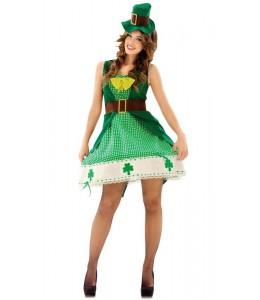 Disfraz de Irlandesa
