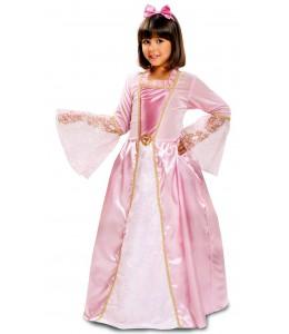 Disfraz de Princesa con Lazo Infantil