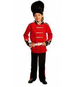 Disfraz de Guardia Ingles Infantil