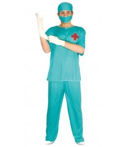 Disfraz de Medico Cirujano