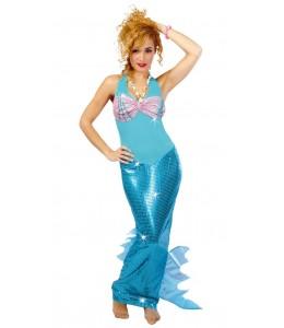 Disfraz de Sirenita