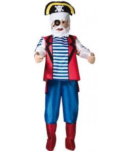 Disfraz de Muñeco Pirata