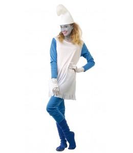 Disfraz de Pitufina