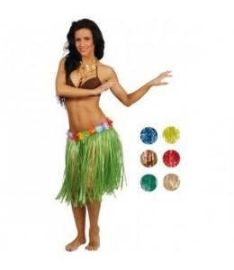 Falda Hawaiana Colores