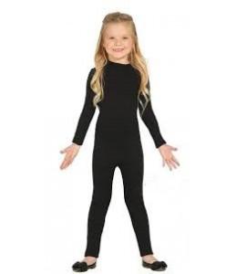 Malla Color Negra Infantil