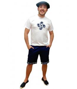 Pantalon Arrantzale Corto