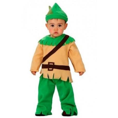 Comprar Disfraz de Ladron del Bosque Bebe por solo 17.00€ - Tienda de disfraces online