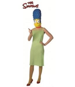 Disfraz de Marge Simpsom