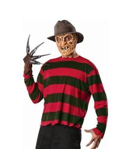 Disfraz de Freddy Krueger en Set