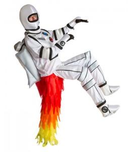 Disfraz de Astronauta Cohete